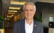 مربی تیمملی تماشاگر ویژه فینال جام حذفی