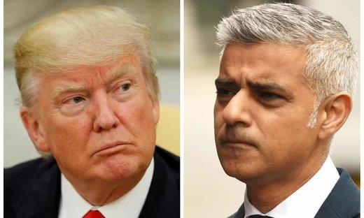 شهردار لندن: ترامپ مثل فاشیستهای قرن بیستم است