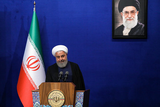 Rouhani: Withstanding US hopefully will help achieve victory
