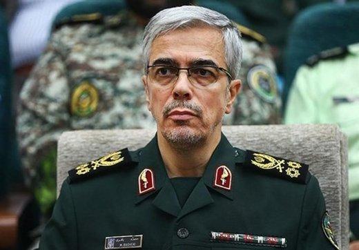 اللواء باقري: ردنا على التهديدات سيكون صارماً