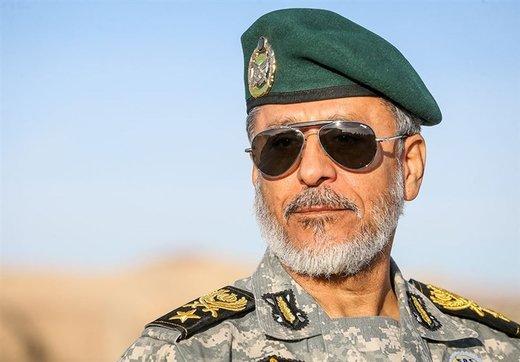 روایت مقام بلندپایه ارتش از توان بازدارندگی ایران/  اگر توان نظامی داشته باشید، نیاز نیست ضربهای بزنید و دشمن سرجای خود مینشیند