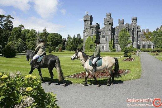 قلعه ۸۰۰ ساله ایرلندی که زمانی گینس، مالک آن بوده است
