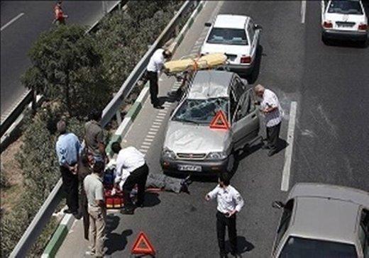 افزایش ۲۶.۷ درصدی سوانح رانندگی/ ۷۹ نفر جان خود را در تصادفها از دست دادند