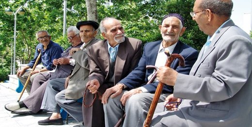 متلک به محمدرضا فروتن+علت چروکشدن جوانها!