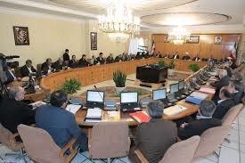 در جلسه هیات دولت به ریاست حسن روحانی چه گذشت؟