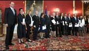 مراسم تحلیف دولت جدید اتریش برگزار شد