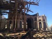 دستگیری عاملان آتشسوزی کاخ چهلستون سرهنگآباد در اردستان