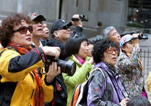 توریستهای چینی هم آمریکا را تحریم کردند
