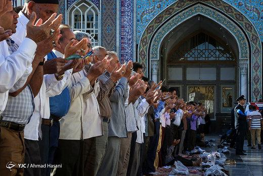 لجنة الاستهلال في ايران تتوقع الاربعاء يوم عيد الفطر