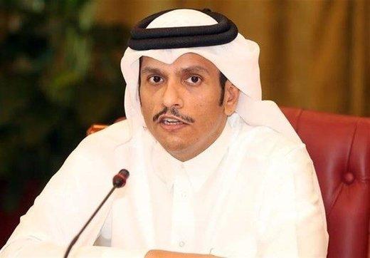 قطر هم به پیشنهاد ظریف واکنش نشان داد