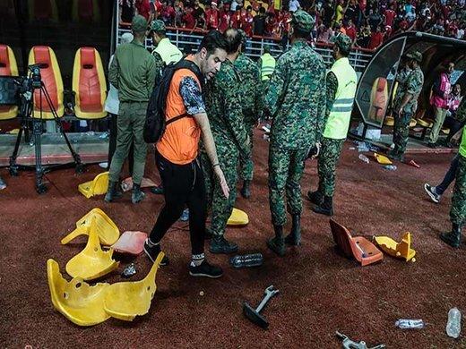 توضیحات رییس کمیته اخلاق درباره حواشی فینال جام حذفی