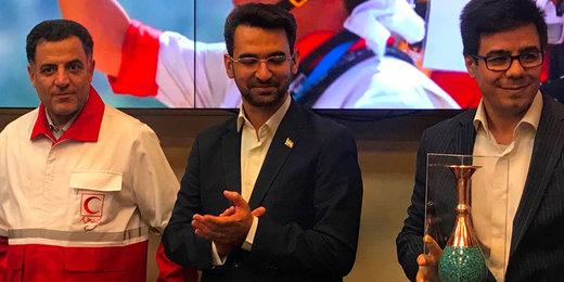 از ایرانسل بابت بهبود شرایط ارتباطی در مواقع بحران تقدیر شد