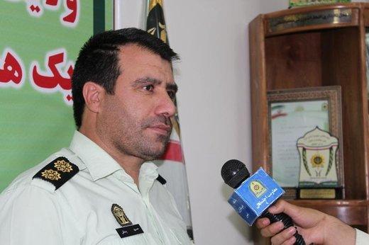 محمد طاها کودک ربوده شده شاهین شهری به آغوش خانواده بازگشت