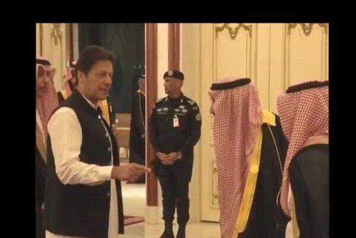 سعودیها از برخورد عمرانخان با ملکسلمان خشمگین شدند