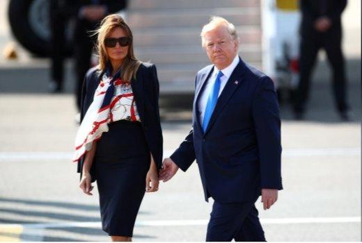 تنش لفظی اهداف سفر رئیس کاخ سفید را به حاشیه برد
