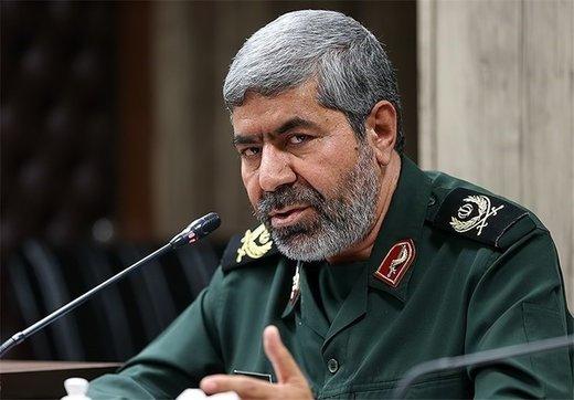 واکنش سخنگوی سپاه به تهدیدات نظامی آمریکا علیه ایران