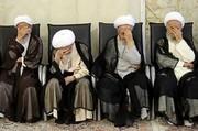 تصاویر | علما و مراجع در بزرگداشت ارتحال امام خمینی(ره) در قم