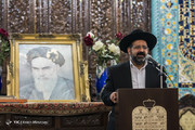 تصاویر | مراسم ویژه کلیمیان در سیامین سالگرد رحلت امام خمینی(ره)