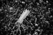فیلم | وداع با امام(ره)، از بیمارستان تا خیابانهای تهران