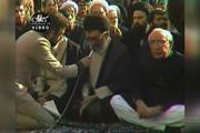 فیلم | خاطره رهبر انقلاب از آخرین ملاقات با امام خمینی(ره)