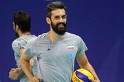 FIVB Praises Iran Setter Saeid Marouf