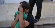 عکس | کودک ربودهشده در اصفهان به آغوش خانوادهاش بازگشت