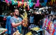 تصاویر | از غزه تا کشمیر در آستانه عید فطر