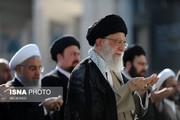 اقامه نماز عید سعید فطر تهران به امامت حضرت آیتالله خامنهای