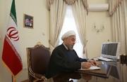 Iran congratulates Russia Day
