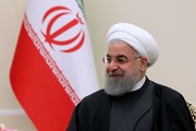 Rouhani congratulates Philippines counterpart on National Day