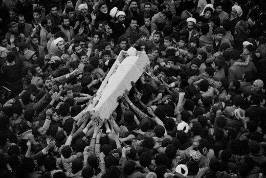 فیلم   وداع با امام(ره)، از بیمارستان تا خیابانهای تهران