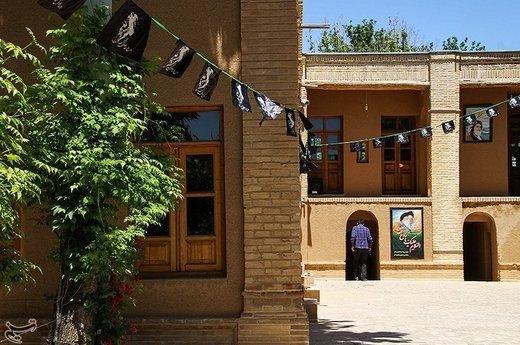 بیت امام خمینی (ره) در خمین