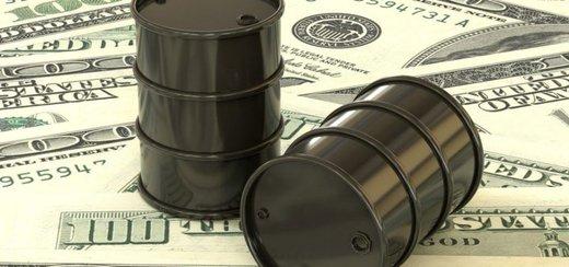 توقف سقوط قیمت نفت با کاهش ارزش دلار