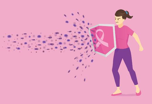 چرا ویتامین «د» میتواند خطر ابتلا به سرطان سینه را کاهش دهد؟