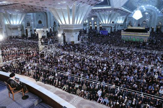 مراسم سیامین سالگرد ارتحال امام خمینی(ره)