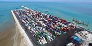 واردات گسترده کالاهای اساسی به بنادر کشور