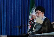 عکس | ویژگیهای اسلحهای که رهبر انقلاب در خطبههای نماز عید فطر در دست داشت