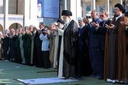 تصاویر | اقامه نماز عید سعید فطر در مصلای امام خمینی (ره)