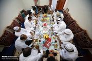 تصاویر | دید و بازدید عیدانه مردم کیش و بندرعباس