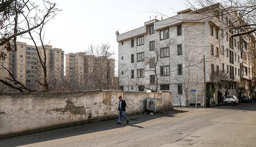 نرخهای نجومی آپارتمانهای معاملهشده در شمال تهران/ جدول