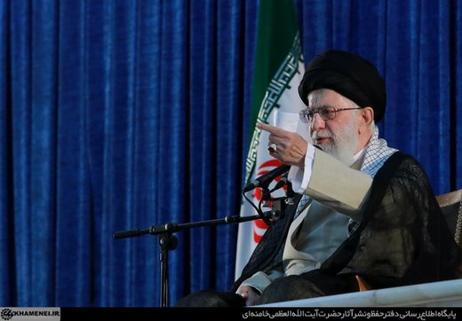 Leader: Khomeini's doctrine of resistance, a well-known discourse now