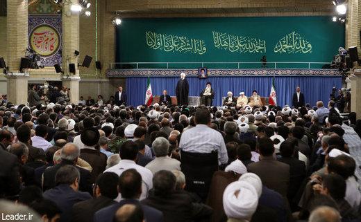 روحانی: صبر راهبردی ایران در برجام، نقشه شوم آمریکا را از بین برد