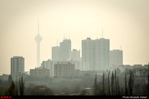 چرا هوای تهران برای سومین روز متوالی ناسالم است؟