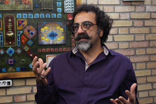 جواد یحیوی: تلویزیون از مجریهایش میخواهد سیدیپلیر باشند