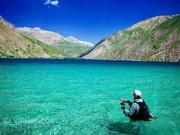 دریاچه گهر دورود آماده پذیرایی از گردشگران و طبیعتگردان
