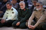 فیلم | سردار سلیمانی برای خبرنگار صداوسیما خواستگاری میکند!