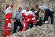 زوج کوهنورد از کوههای چهارمحال و بختیاری سقوط کردند/ فوت یکی از کوهنوردان