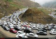 تردد از جنوب به شمال محور هراز ممنوع شد/ وضعیت جادههای کشور