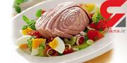 خطرهایی که خوراک «املت تُن ماهی» دارد