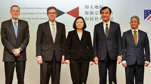 آمریکا ۲ میلیارد دلار سلاح به تایوان میفروشد